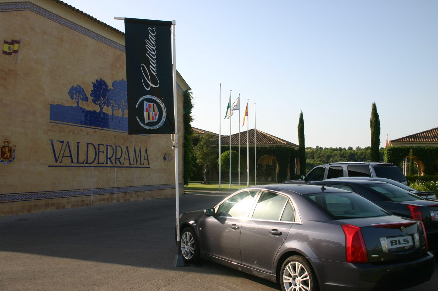 Cadillac European Golf Tour Valderama